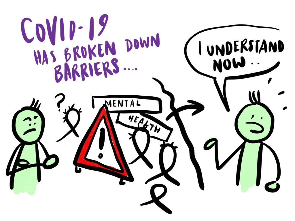 COVID-19 has broken down barriers